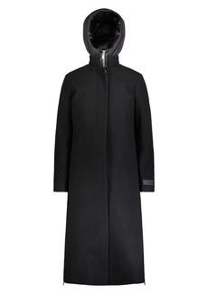 Moose Knuckles Ranleigh 3-In-1 Wool-Blend Coat