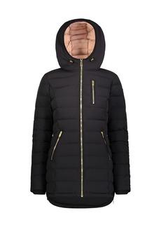 Moose Knuckles Rockcliff Active Flex Hooded Down Jacket