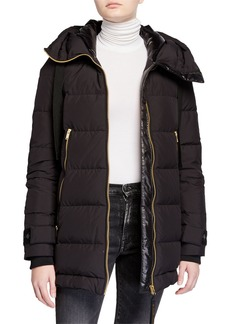Moose Knuckles Val Marie Puffer Jacket
