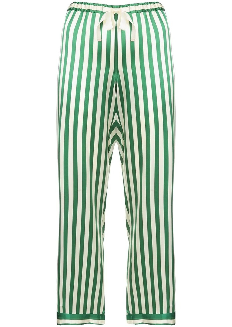 Morgan Lane Chantal drawstring trousers