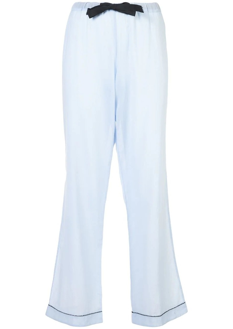 Morgan Lane Chantal pajama trousers