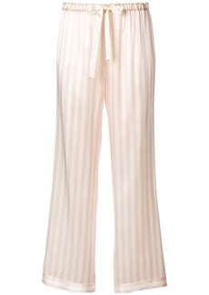 Morgan Lane Chantal silk pyjama trousers