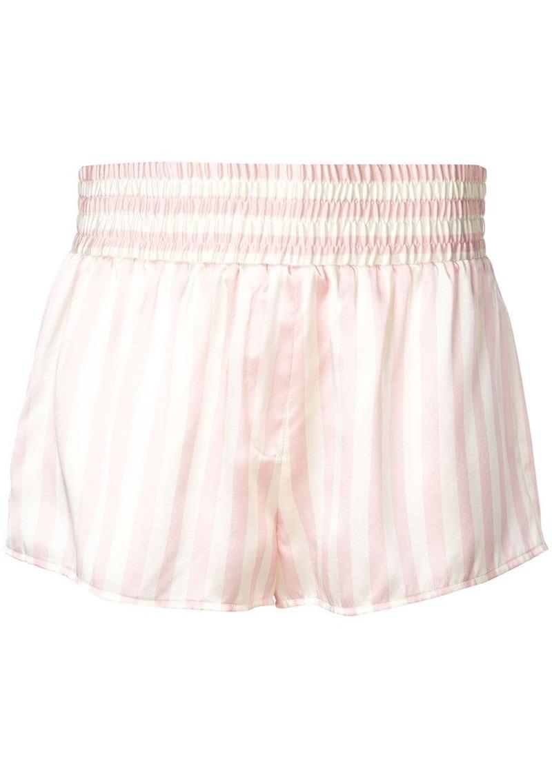 Morgan Lane Corey silk pyjama shorts