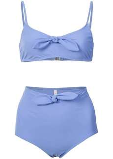 Morgan Lane high waisted Maya bikini set