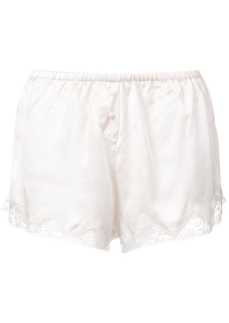 Morgan Lane Josephine pajama shorts