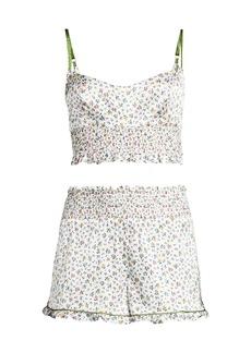 Morgan Lane Lia Marta 2-Piece Pajama Set