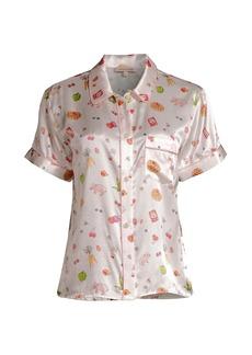 Morgan Lane Tami Pajama Top