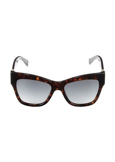 Moschino 54MM Cat Eye Sunglasses