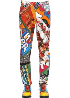 Moschino Archive Printed Pants