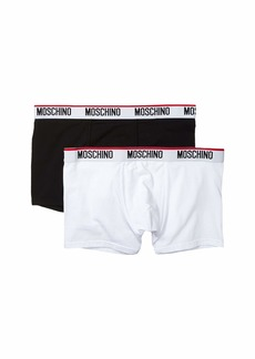 Moschino Basic Bi-Pack Trunks