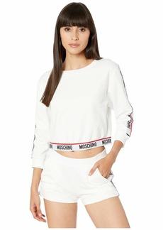 Moschino Basic Fleece Sweatshirt