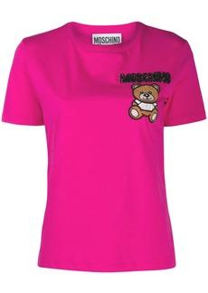 Moschino beaded teddy bear T-shirt