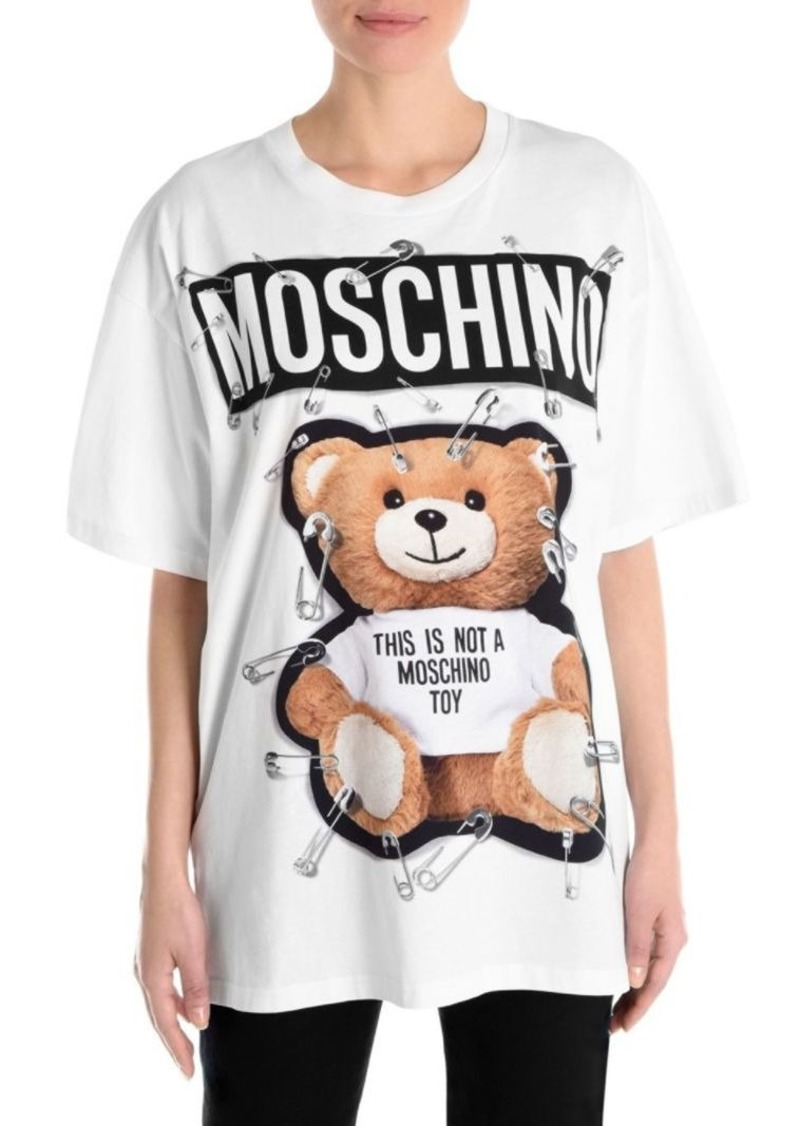 cca39d95b4 Bear Logo T-Shirt