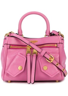 Moschino biker pocket handbag