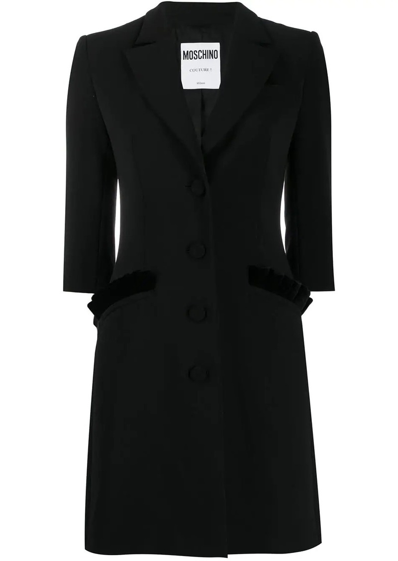 Moschino blazer dress