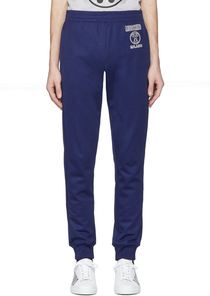 Moschino Blue 'Couture' Lounge Pants
