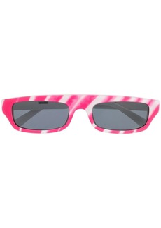 Moschino brushstroke sunglasses