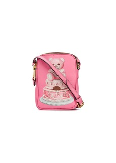Moschino Cake Teddy Bear crossbody bag