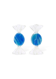 Moschino Candy Clip-on Earrings