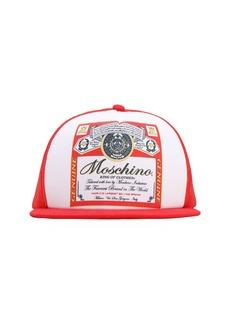 Moschino Capsule Theme Hat W/ Visor