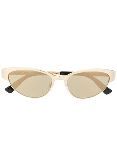 Moschino cat eye sunglasses