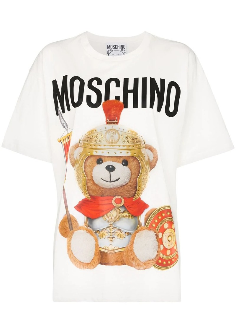 Moschino Centurion Teddy oversized T-shirt