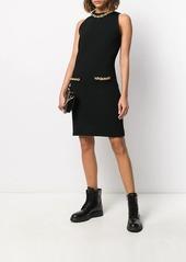 Moschino chain trim dress