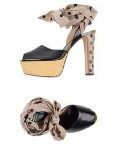 MOSCHINO CHEAP AND CHIC - Sandals