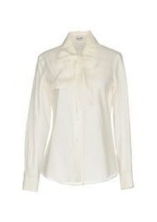 MOSCHINO CHEAP AND CHIC - Solid color shirts & blouses
