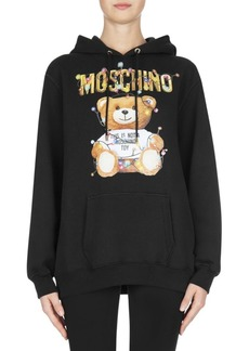 Moschino Christmas Teddy Hooded Sweater