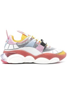 Moschino chunky touch-strap trainers