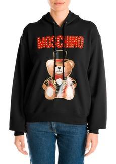 Moschino Circus Bear Logo Hoodie