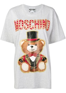 Moschino circus bear T-shirt