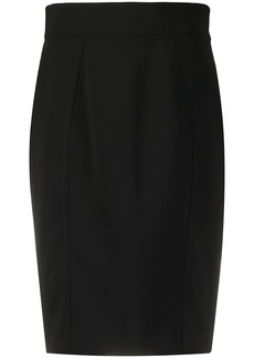 Moschino classic pencil skirt