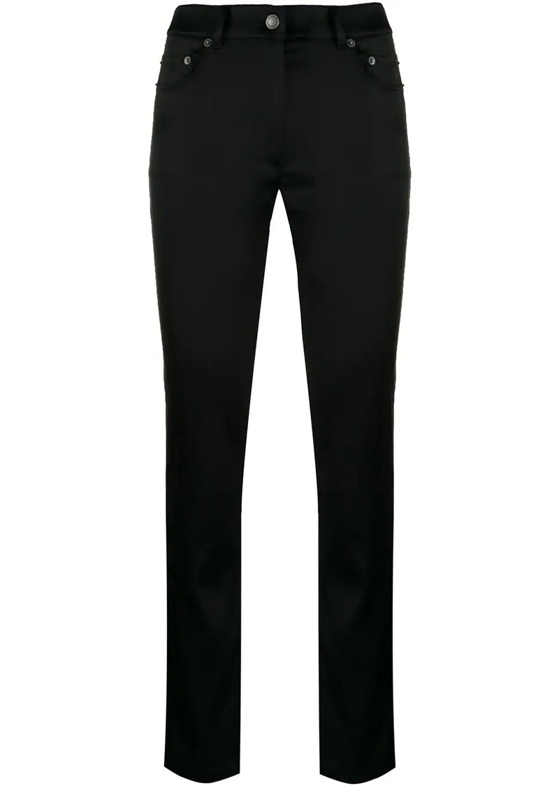 Moschino classic skinny-fit trousers