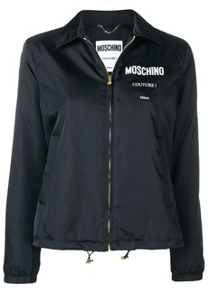 Moschino Couture! zipped jacket