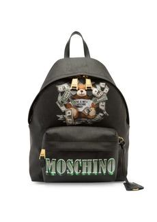 Moschino Dollar Bear Backpack