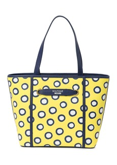 Moschino Dotted Boutique Tote