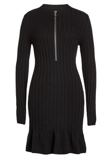 Moschino Dress with Wool and Cashmere