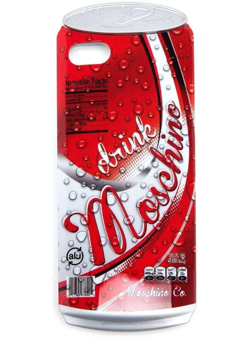'Drink Moschino' iPhone 5 cover