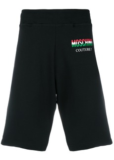 Moschino drop crotch sweatshorts