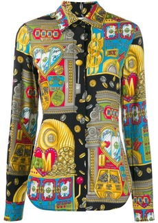 Moschino Fantasy print shirt