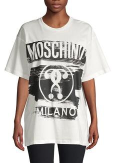Moschino Graphic Logo T-Shirt