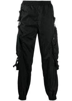 Moschino harness-detail trousers