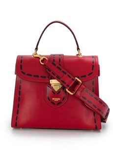 Moschino hidden lock tote bag