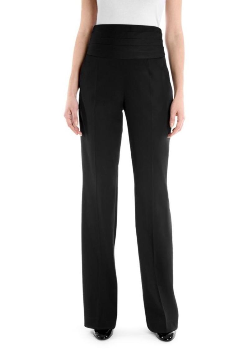 Moschino High-Waist Pants