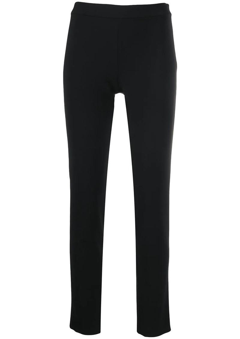 Moschino high-waist skinny trousers