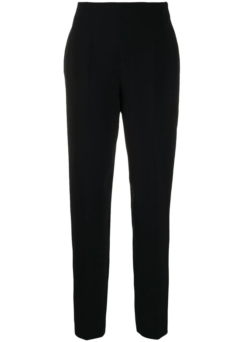 Moschino high-waisted tailored trousers