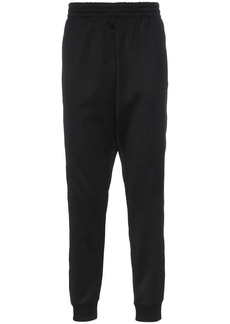 Moschino Italy logo band cotton sweatpants
