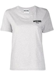 Moschino logo crewneck T-shirt